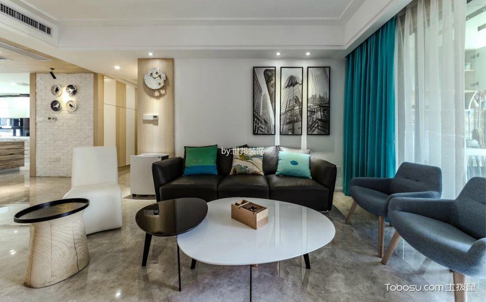 客厅北欧风格装修效果图图片