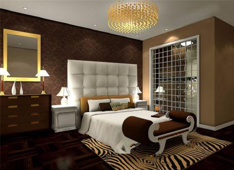 卧室吊顶简约风格装修效果图