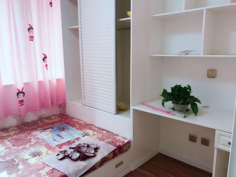 儿童房榻榻米简欧风格装修设计图片