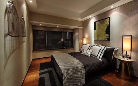 卧室照片墙美式风格装修设计图片
