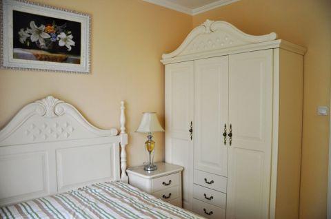 欧式风格130平米三室两厅室内装修效果图