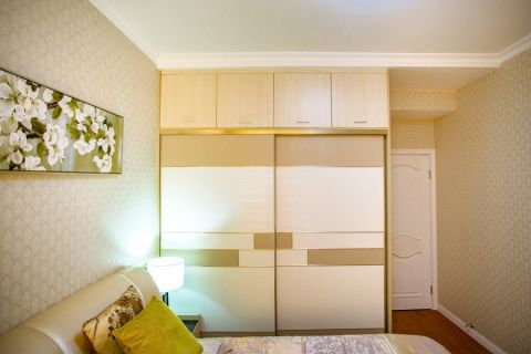 卧室衣柜简约风格装饰效果图
