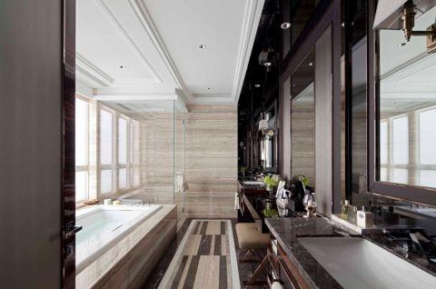卫生间吊顶中式风格装饰图片