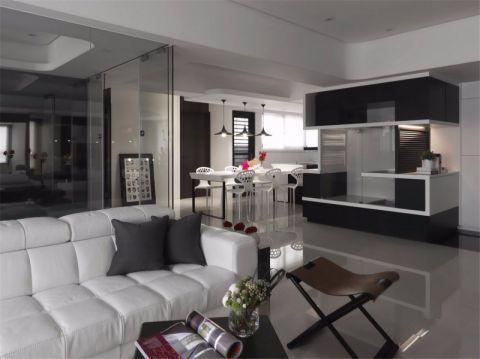 客厅沙发简约风格装饰设计图片