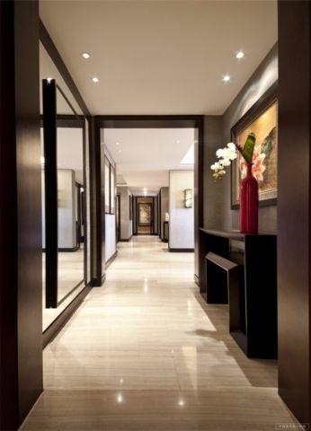 玄关地板砖现代简约风格装修效果图