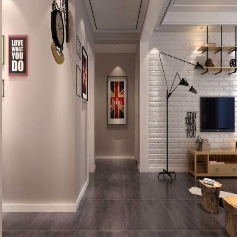 玄关走廊现代风格装饰设计图片