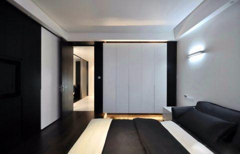 卧室衣柜现代风格装饰图片
