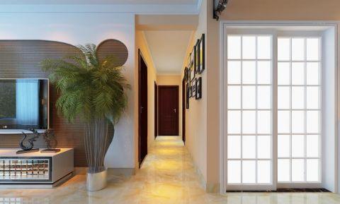 玄关走廊现代简约风格装饰设计图片