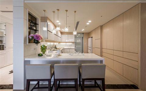 厨房橱柜简欧风格装修图片