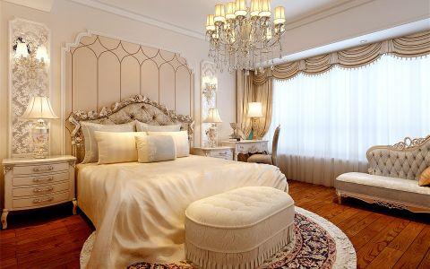 简欧风格160平米四室两厅室内装修效果图