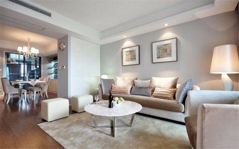 欧式风格170平米大户型新房装修效果图