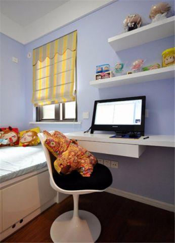 卧室榻榻米欧式风格装修图片