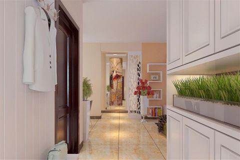 玄关走廊现代简约风格效果图