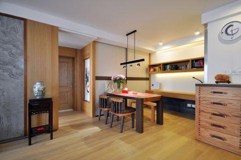 餐厅地板砖美式风格装修效果图