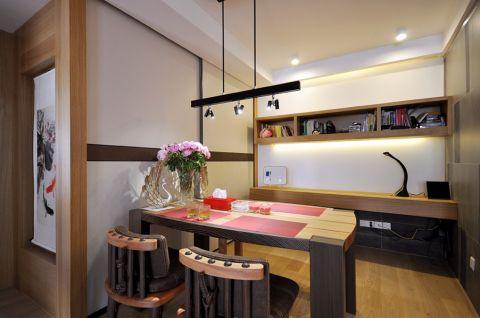餐厅吊顶美式风格装潢效果图