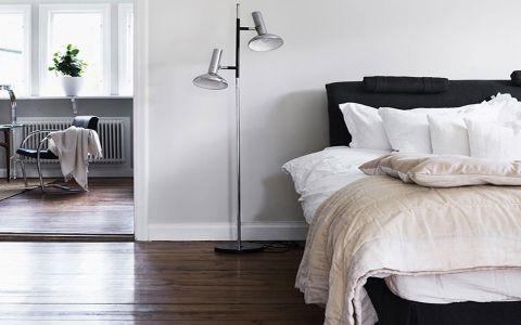 卧室灯具北欧风格装饰设计图片