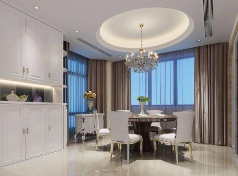 欧式风格340平米别墅新房装修效果图