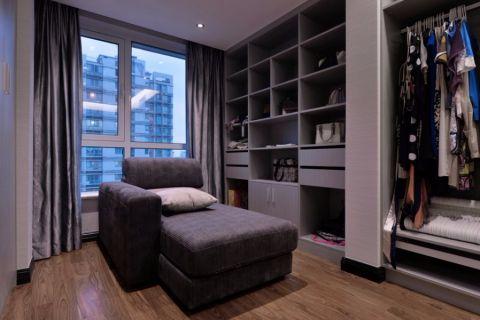 现代简约风格280平米大户型室内装修效果图