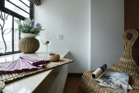 阳台窗台现代简约风格装修图片