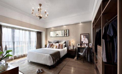 卧室吊顶现代风格效果图