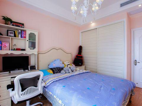 卧室衣柜简欧风格装修图片