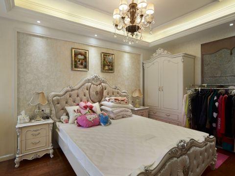 卧室衣柜欧式风格装修效果图