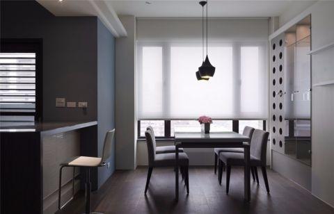 餐厅吊顶现代简约风格装潢图片