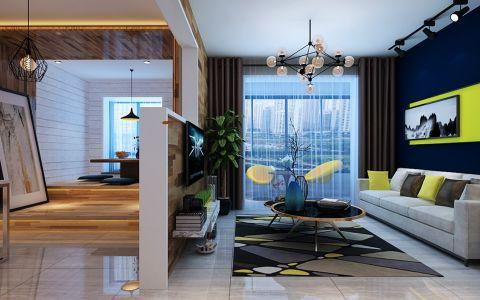 4万预算120平米楼房装修效果图