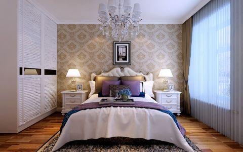 卧室衣柜现代简约风格装潢图片