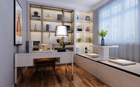 2020现代简约90平米装饰设计 2020现代简约小户型装修效果图大全