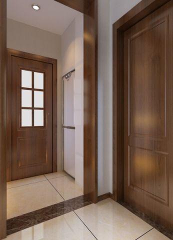 玄关地砖现代简约风格装饰效果图