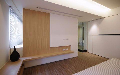 卧室隔断现代风格装饰设计图片