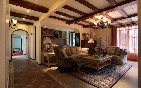 客厅欧式风格装修效果图