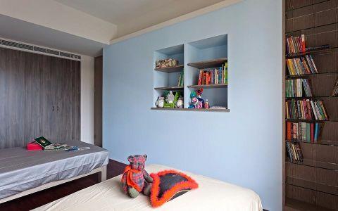 儿童房现代风格装潢设计图片