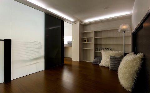 卧室榻榻米现代风格装潢设计图片