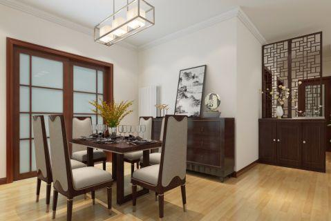 7万预算140平米四室两厅装修效果图