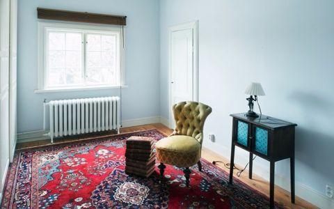 书房沙发混搭风格装饰效果图