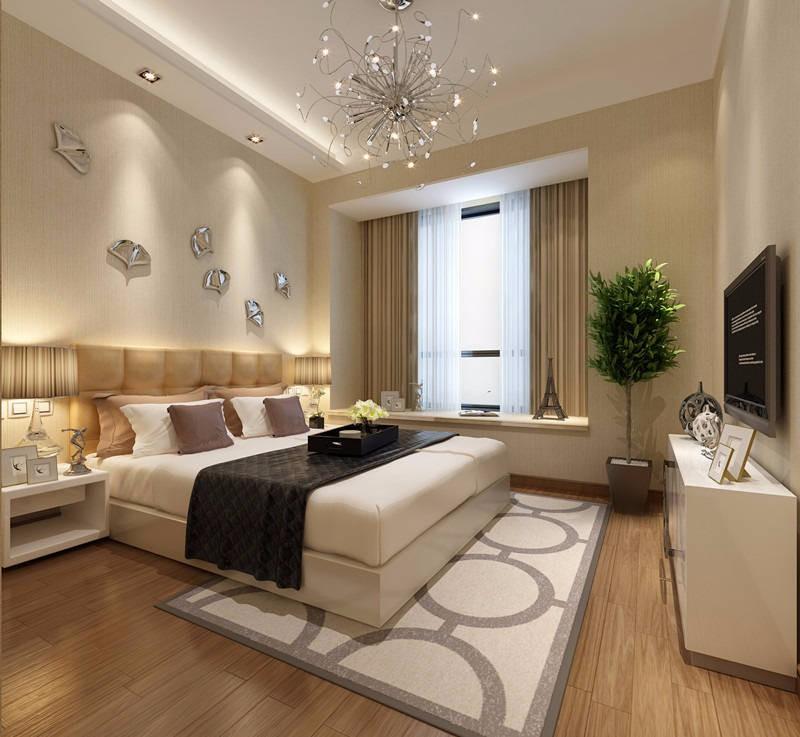 4室2卫2厅120平米现代风格