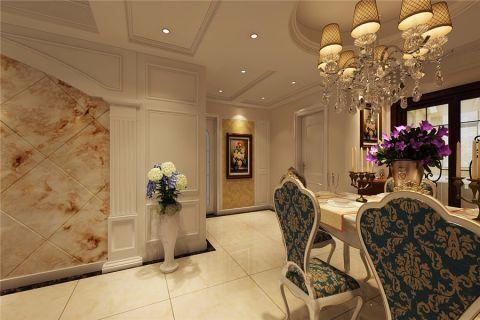 玄关走廊欧式风格装饰设计图片