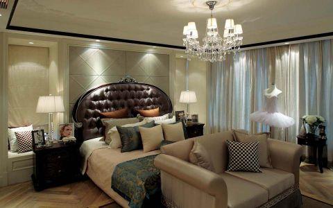 9.75万预算160平米四室两厅装修效果图