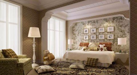 5.9万预算100平米两室两厅装修效果图
