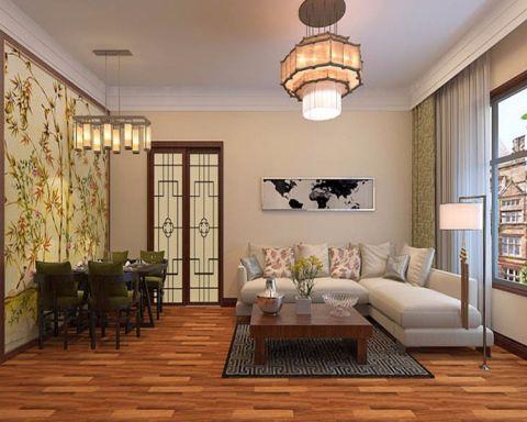 客厅照片墙新古典风格装修效果图