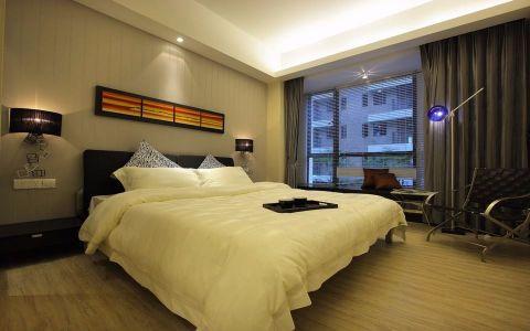 南城香山 现代简约 三室两厅 103平米