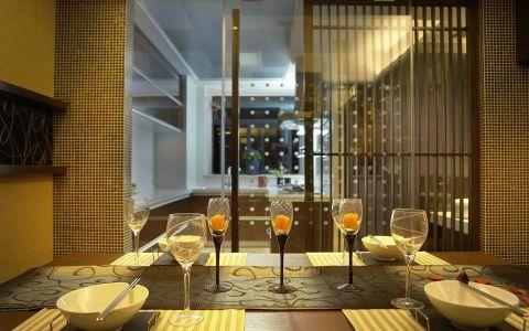 餐厅细节简约风格装饰设计图片