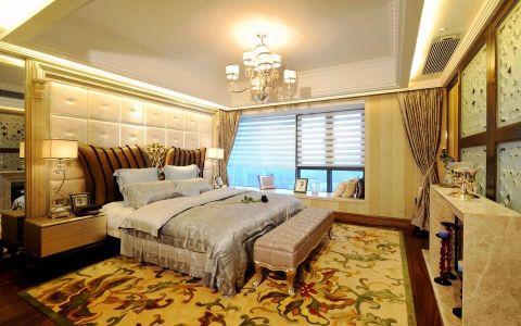 卧室欧式风格效果图