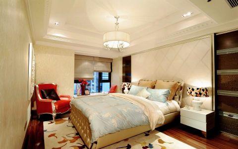 卧室欧式风格装饰效果图
