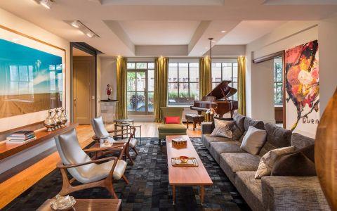 12.59万预算180平米四室两厅装修效果图