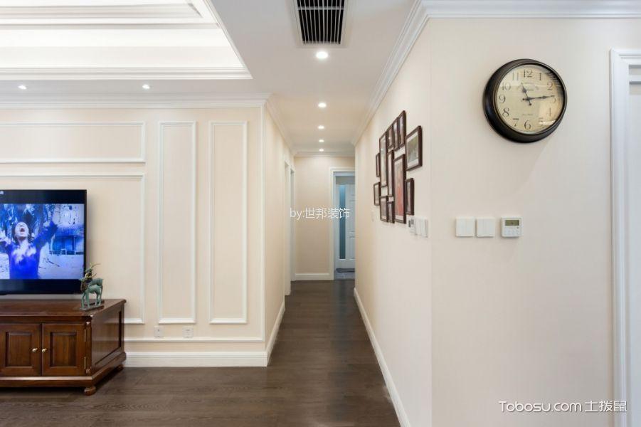玄关 走廊_15万预算100平米公寓装修效果图