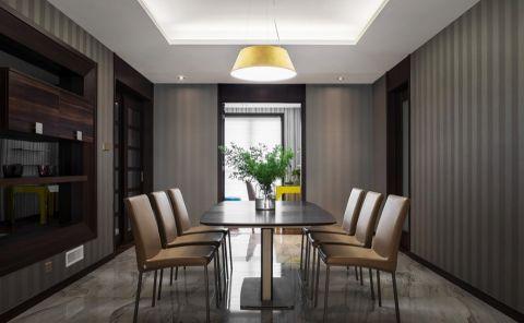 新古典风格139平米楼房新房装修效果图