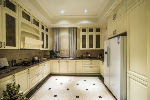 欧式风格150平米楼房室内装修效果图